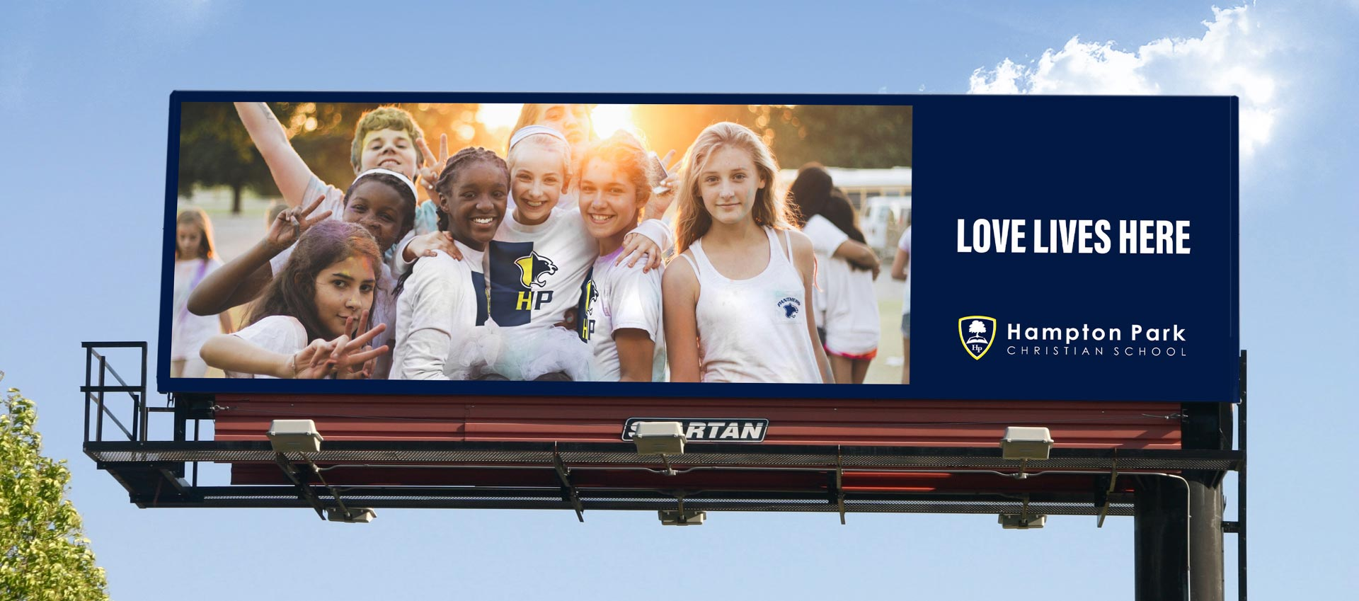 Marketing Strategy Billboard